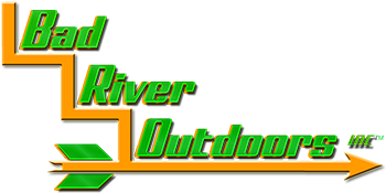 Bad River Outdoors, Click for Home.